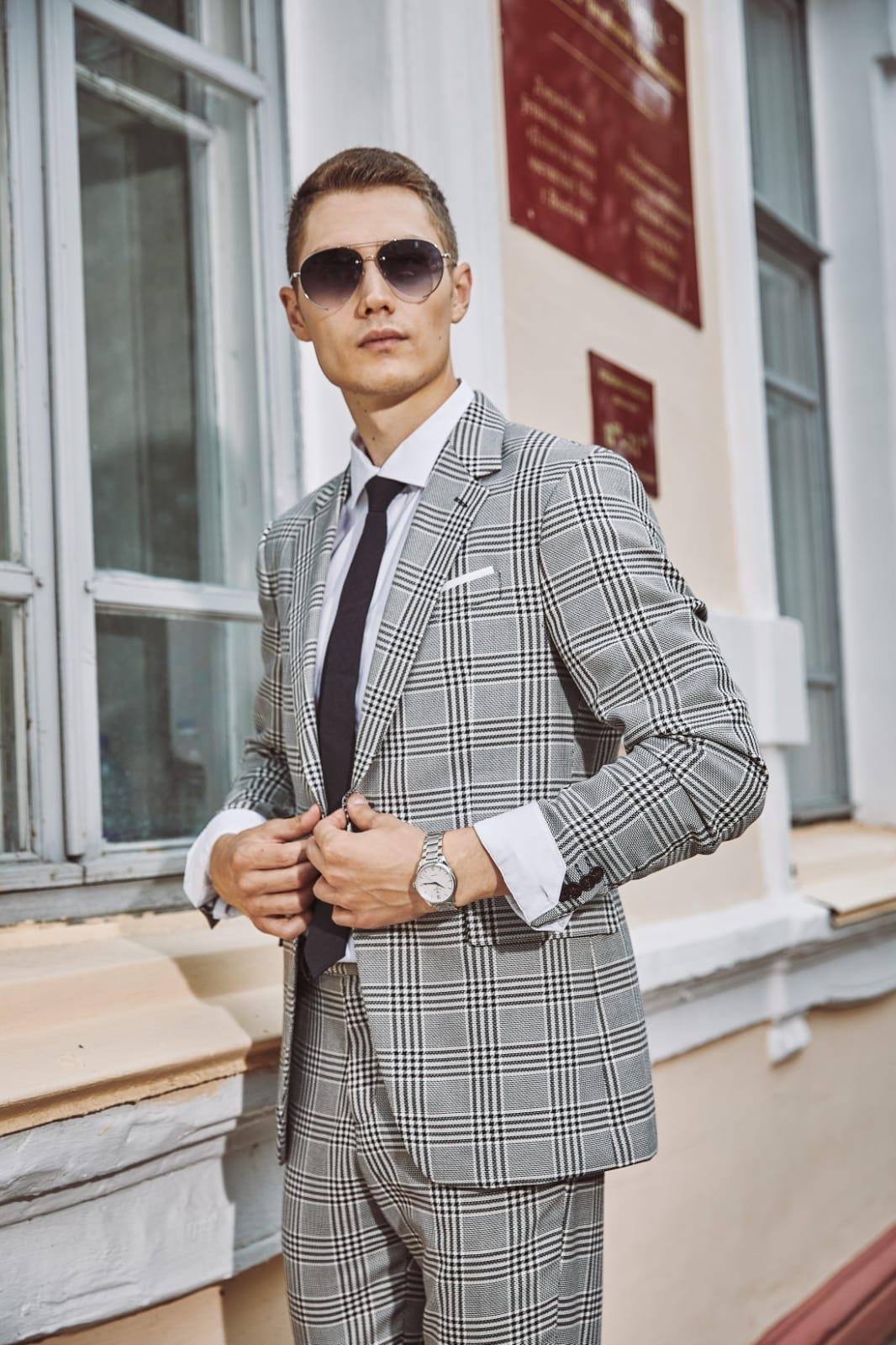 Model Factory Caucasian Male Model Pavel