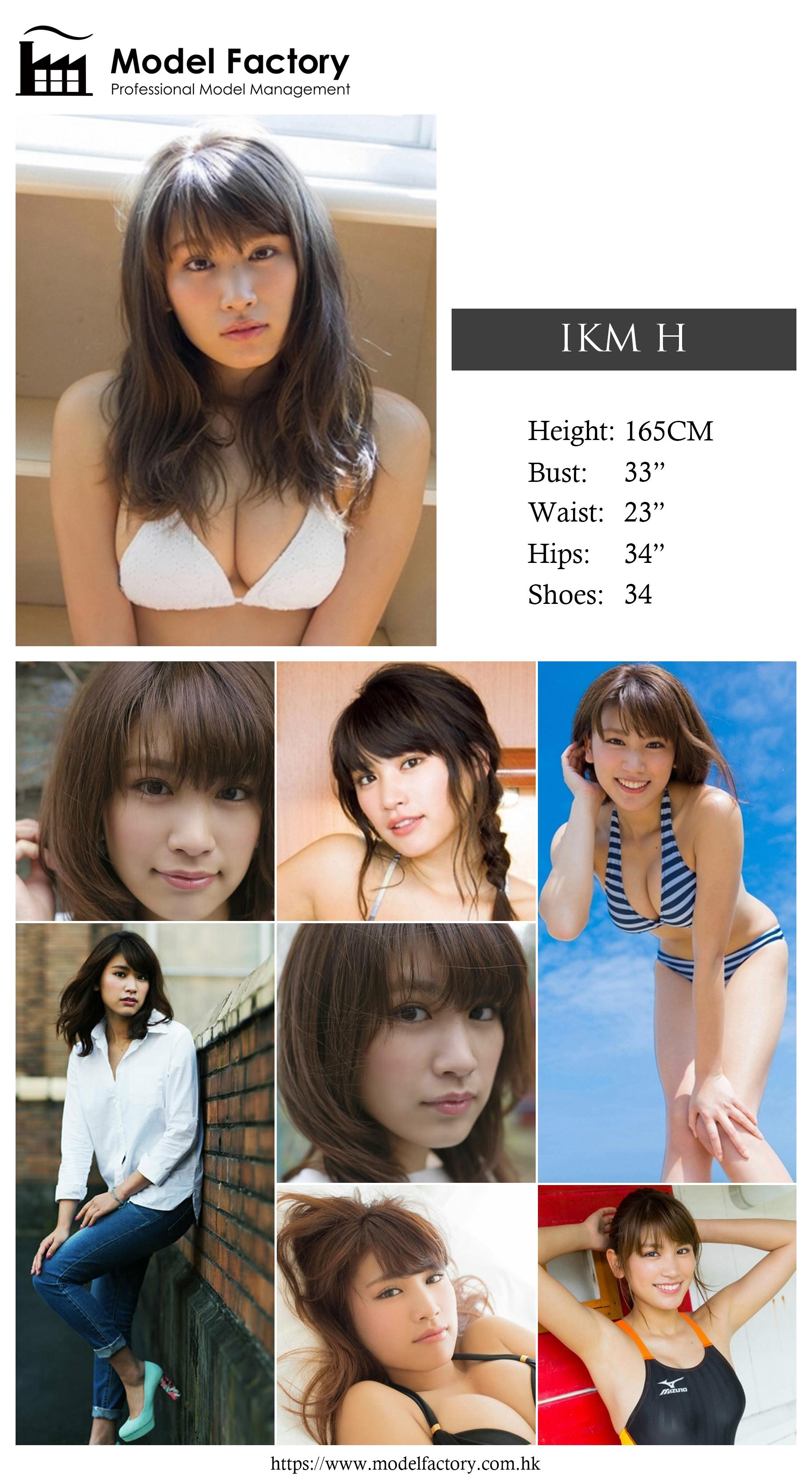 Model Factory Japanese Model IkmH