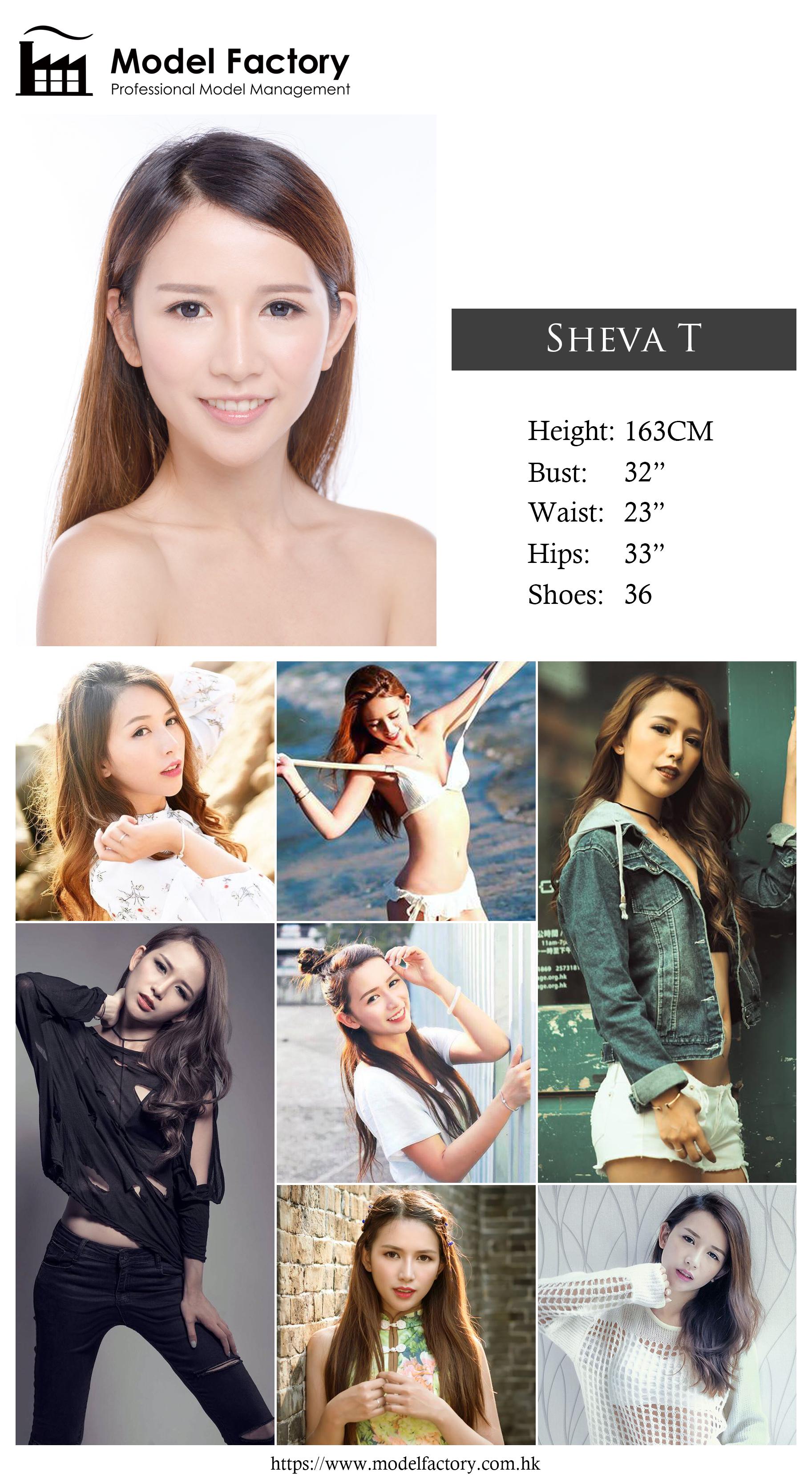 Model Factory Hong Kong Female Model ShevaT