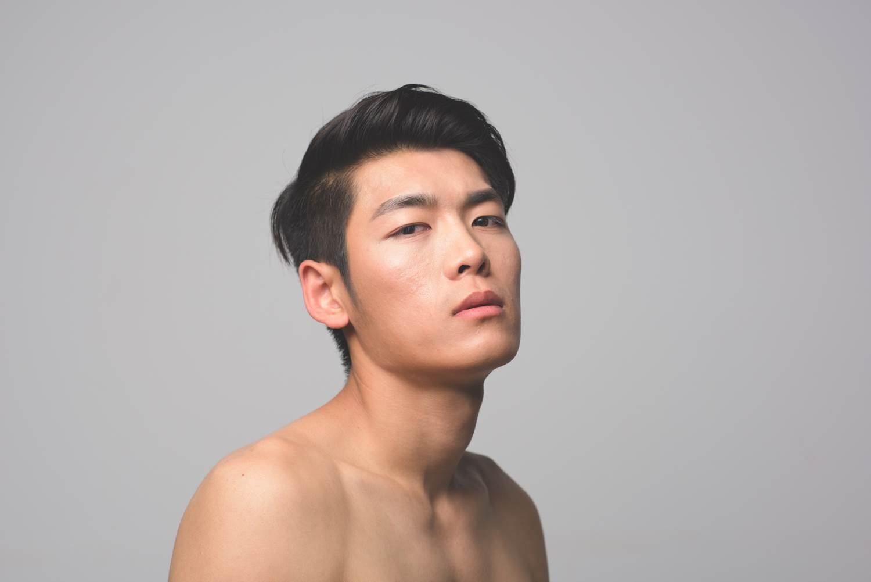 Model Factory Korean Male Model LeeHS
