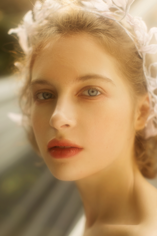 Model Factory Caucasian Female Model Alyona