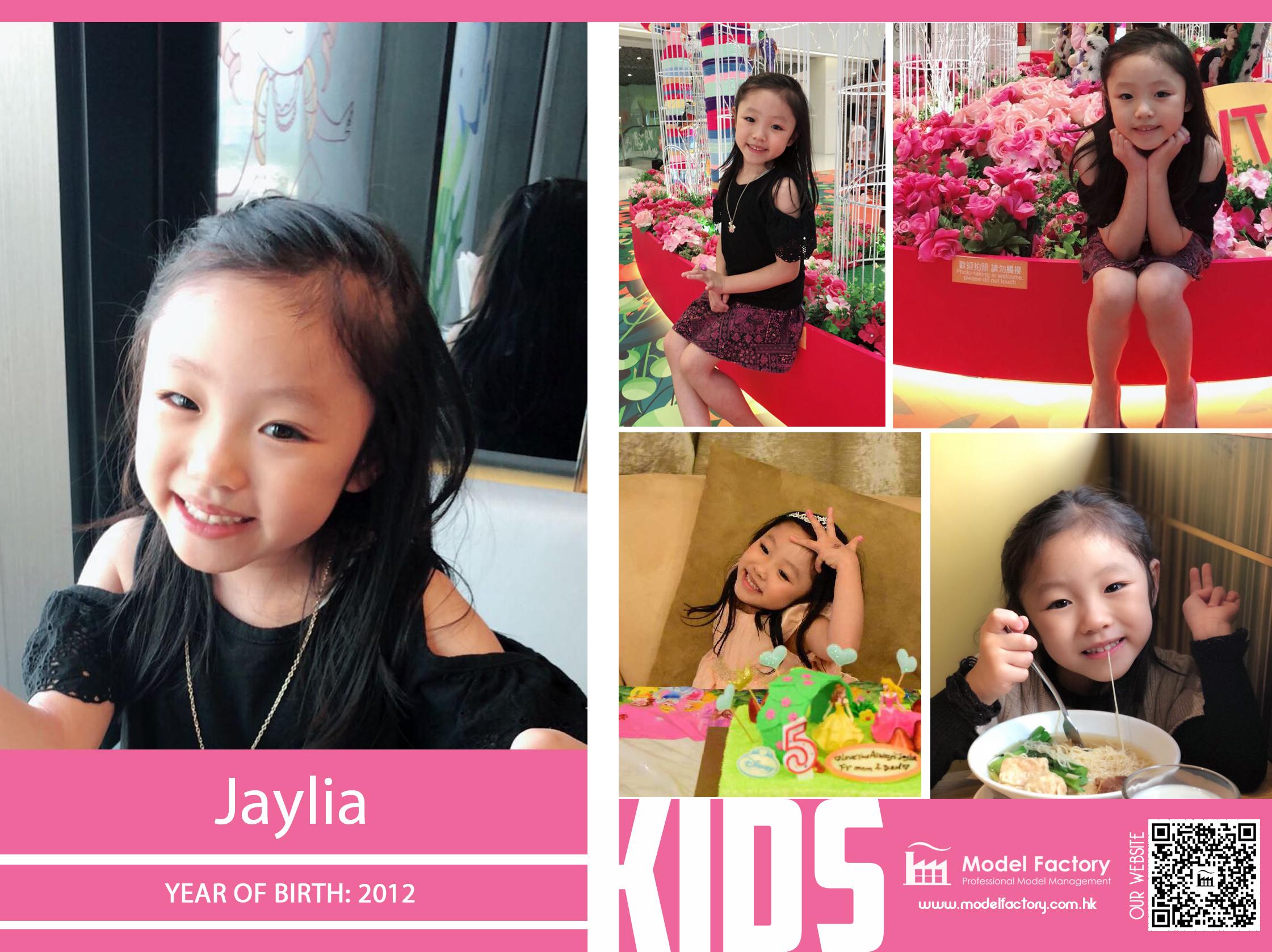 Model Factory Local Kids Model Jaylia