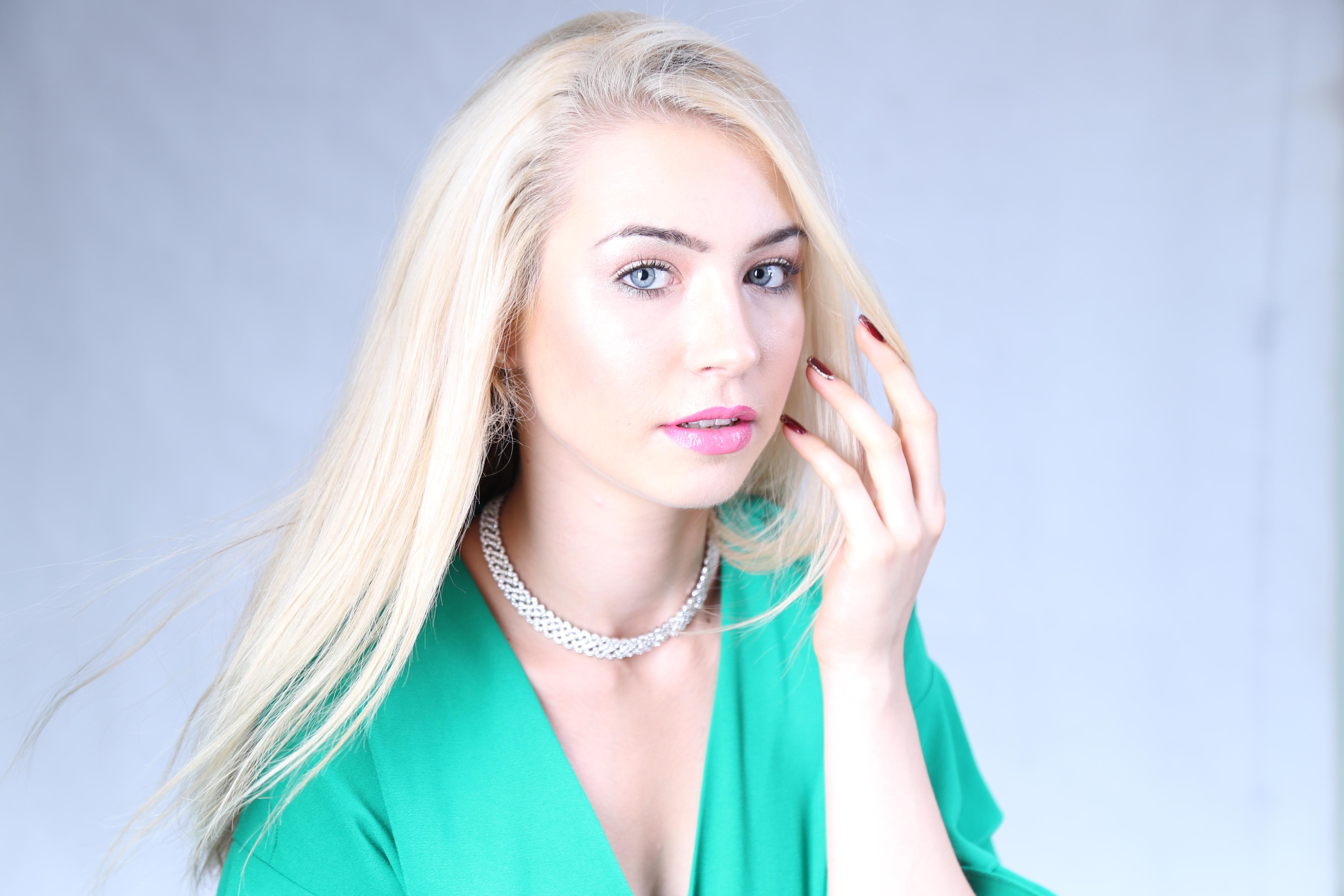 Model Factory Caucasian Female Model IrynaY