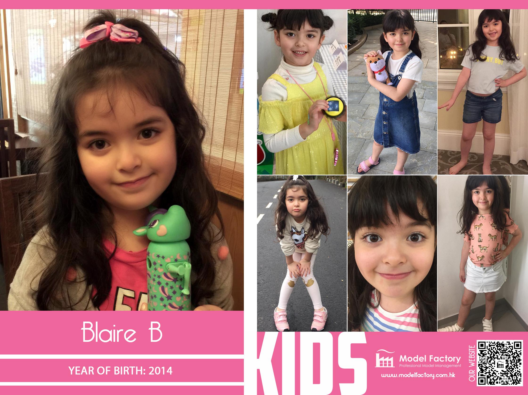 Model Factory Mix Kids Blaire B