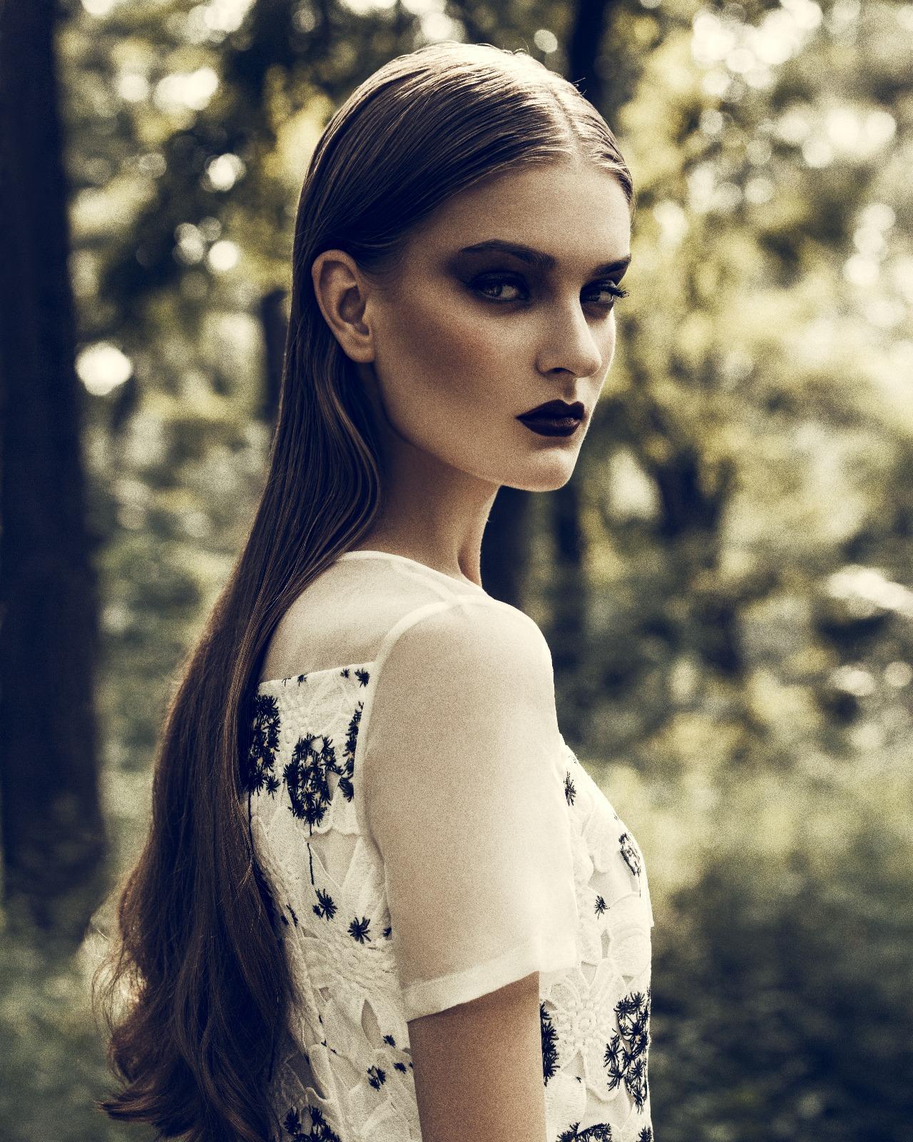 Model Factory Caucasian Female Model LauraB