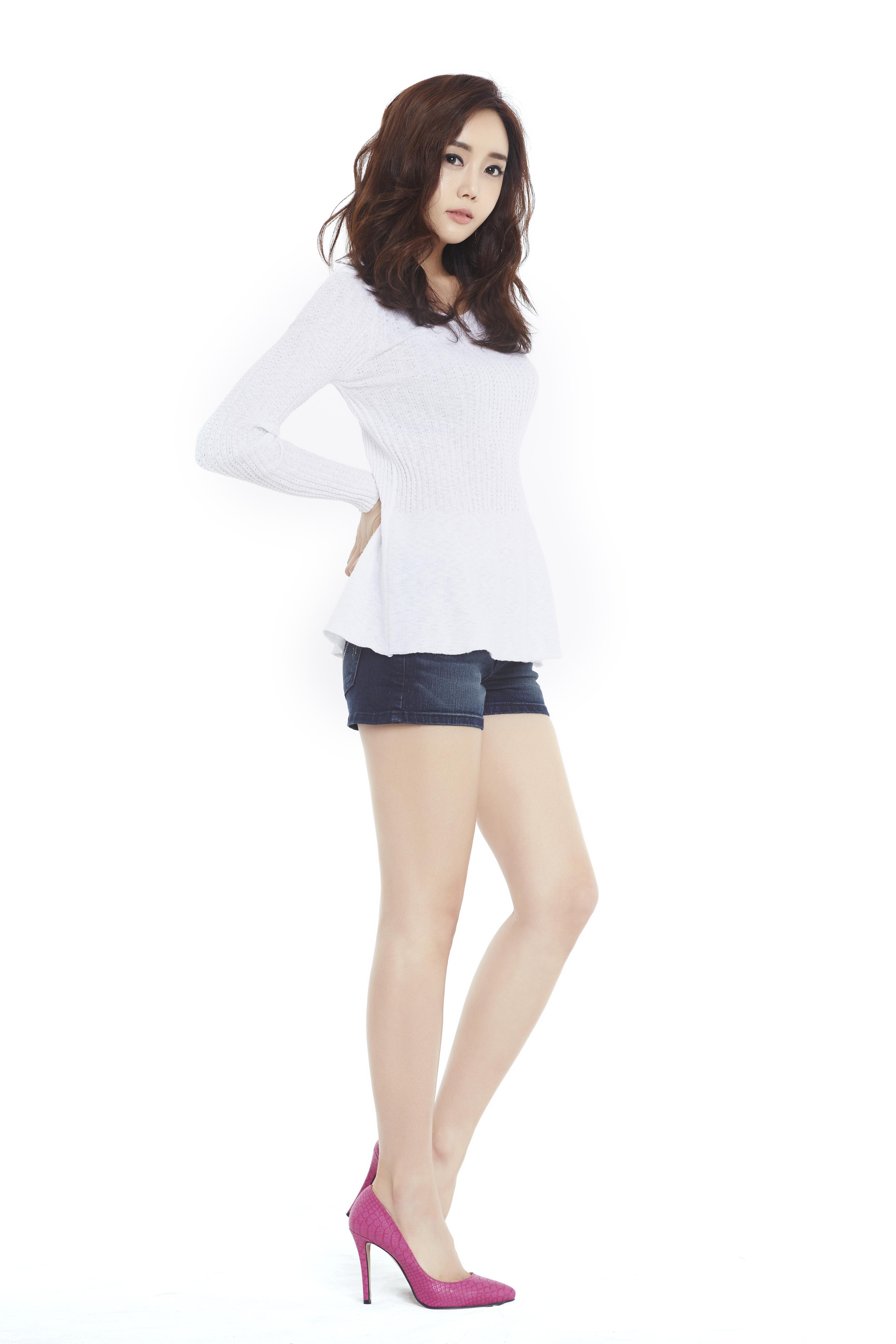 Model Factory Korean Female Model KangHJ