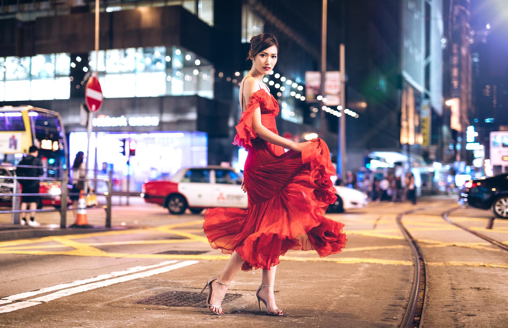 Model Factory Hong Kong Female Model FannyN