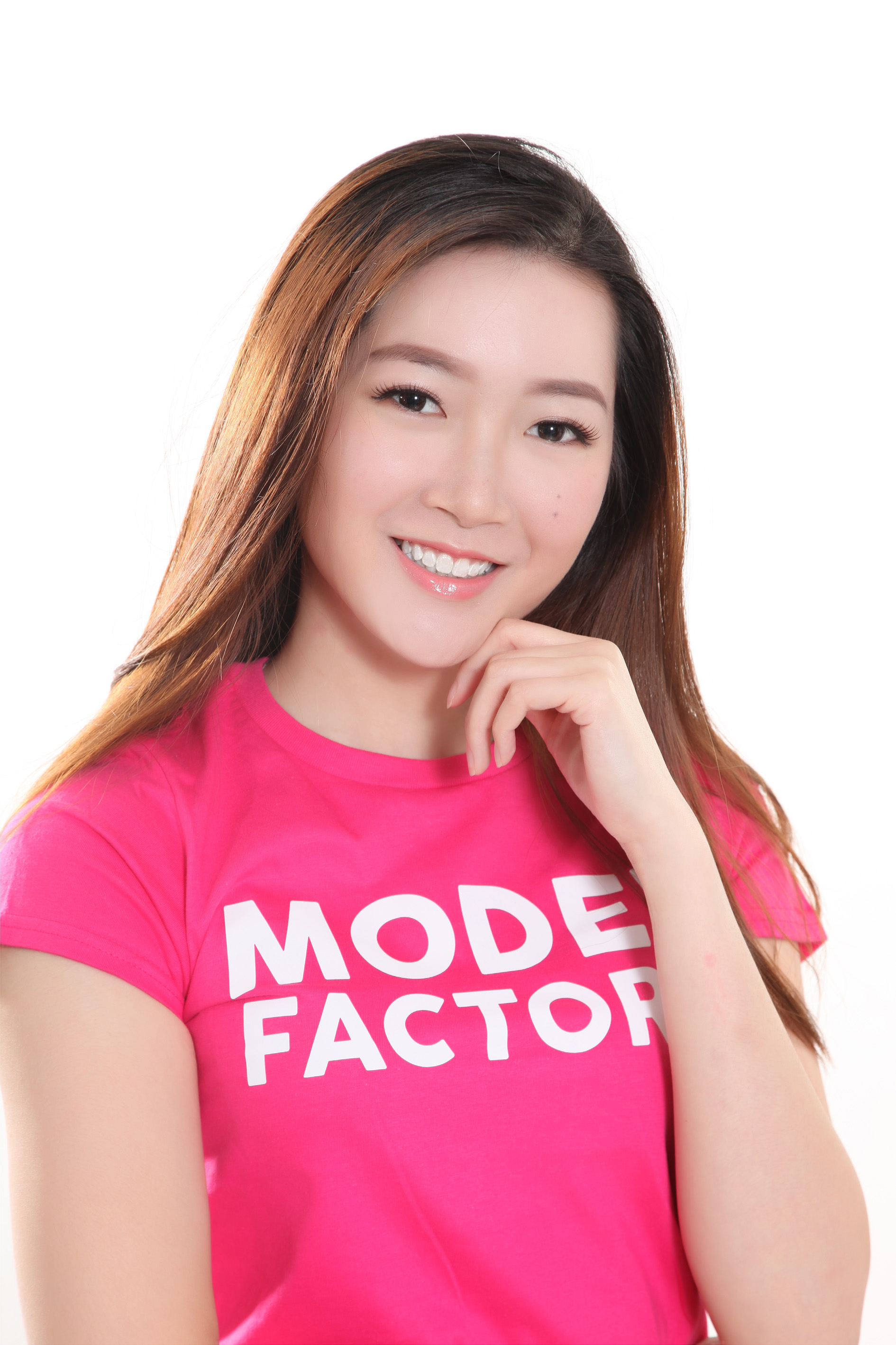 Model Factory Hong Kong Female Model TinaY
