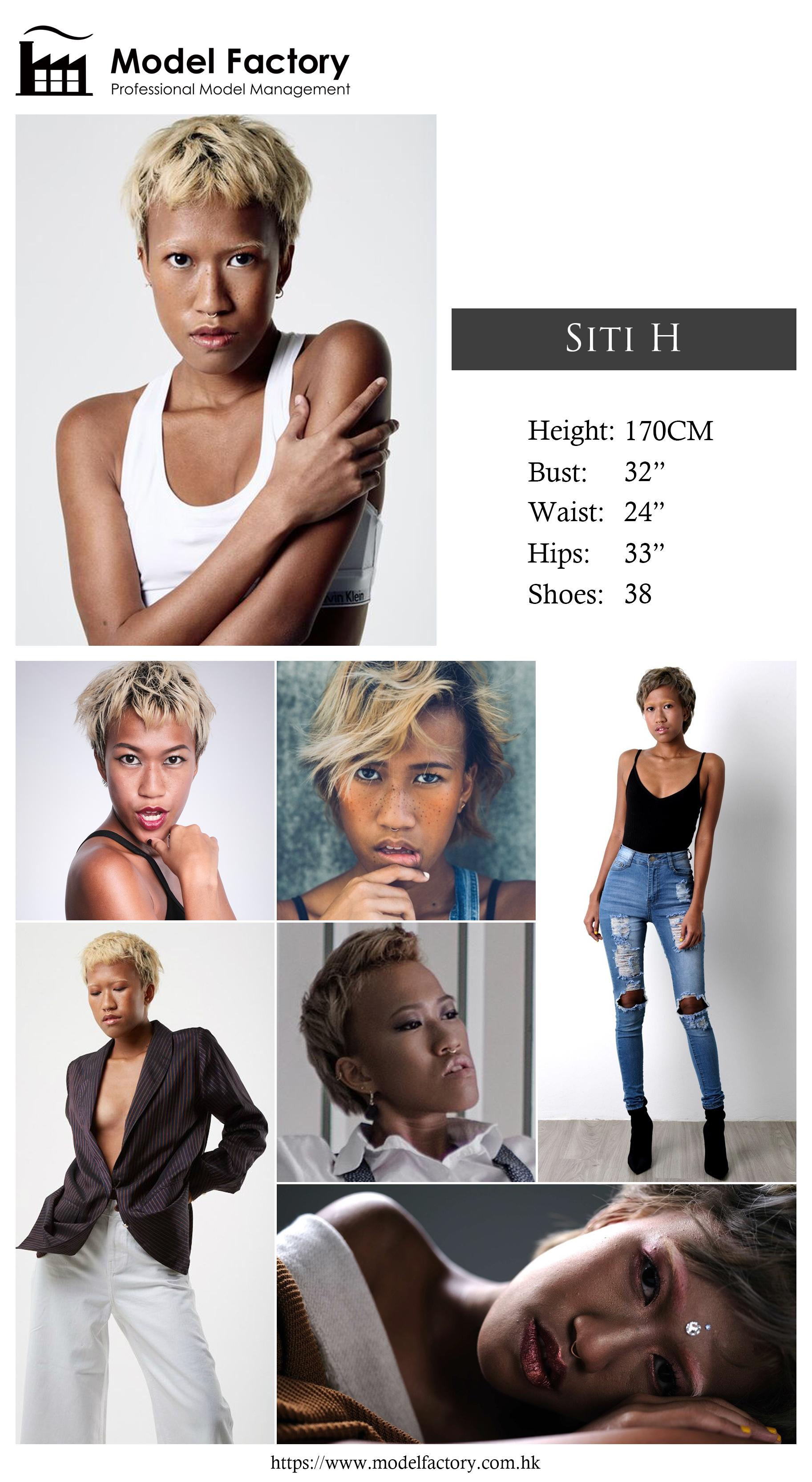 Model Factory Black Model SitiH