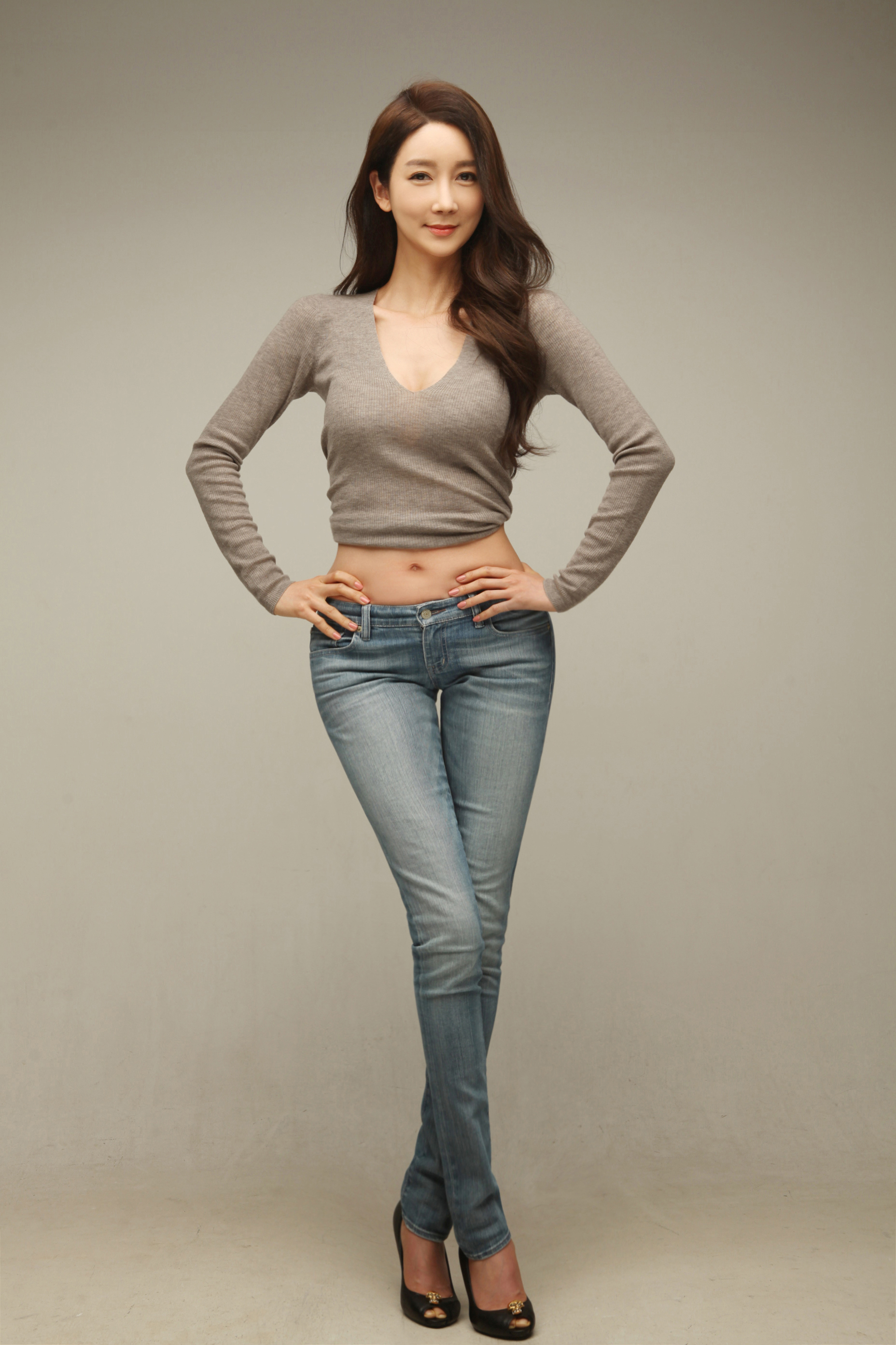 Model Factory Korean Female Model YangYH