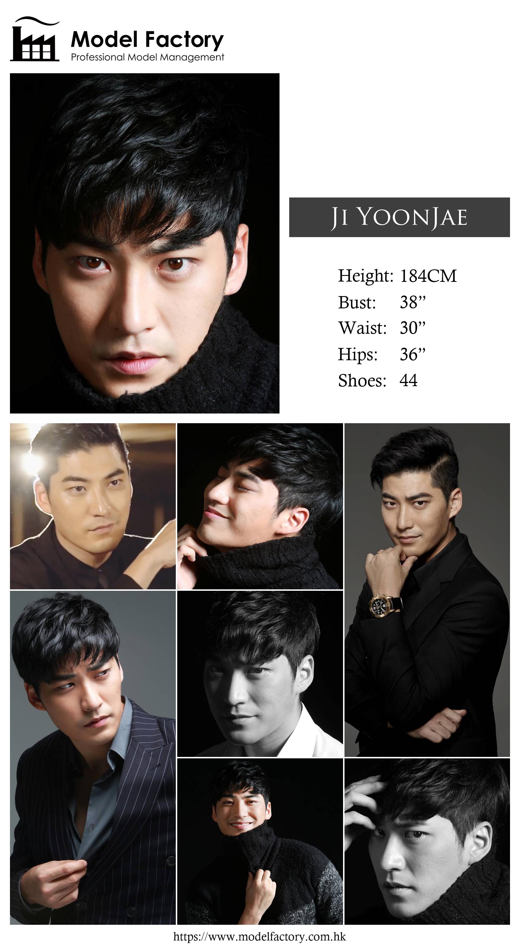 Model Factory Korean Male Model JiYoonJae