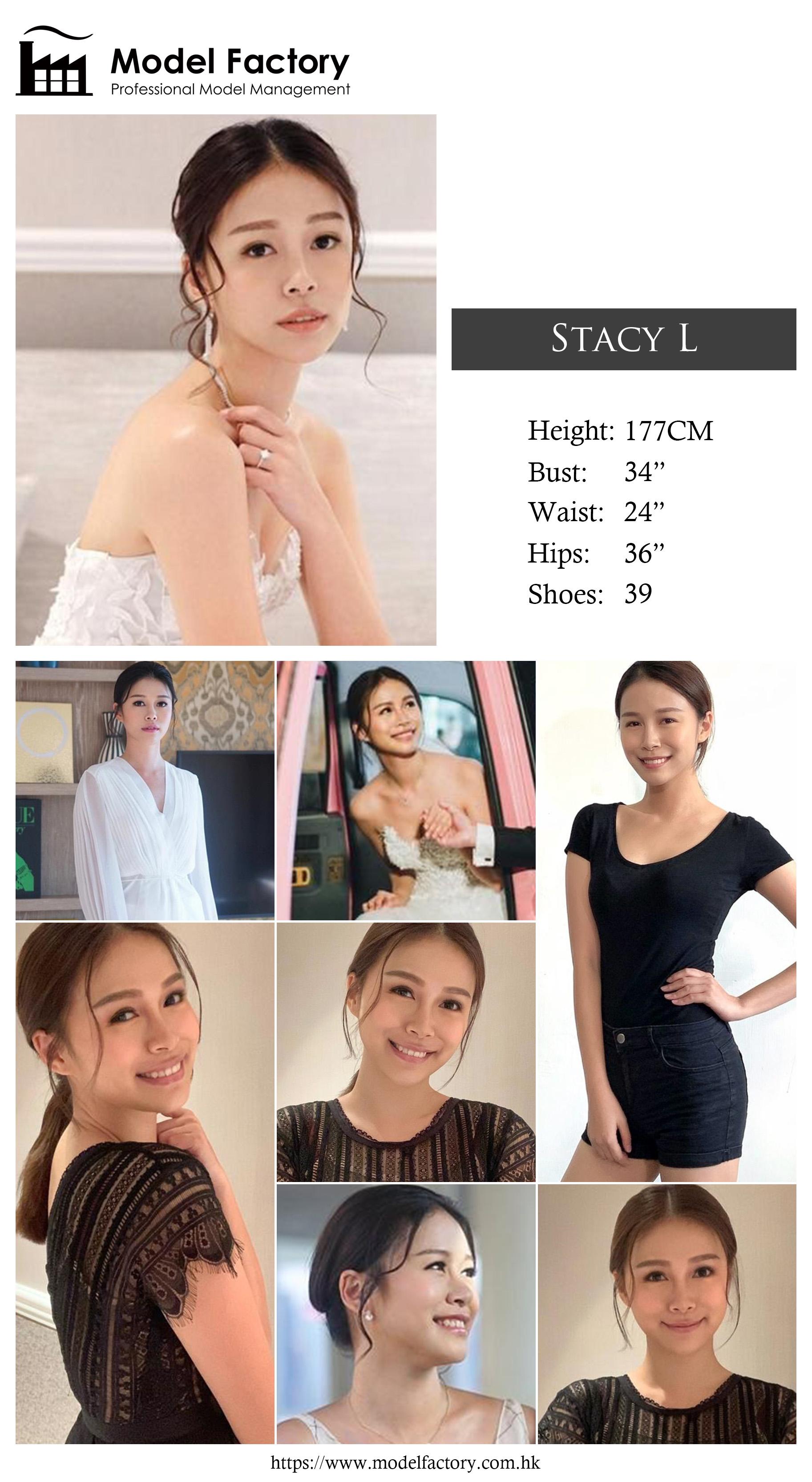 model agency hk Stacy L