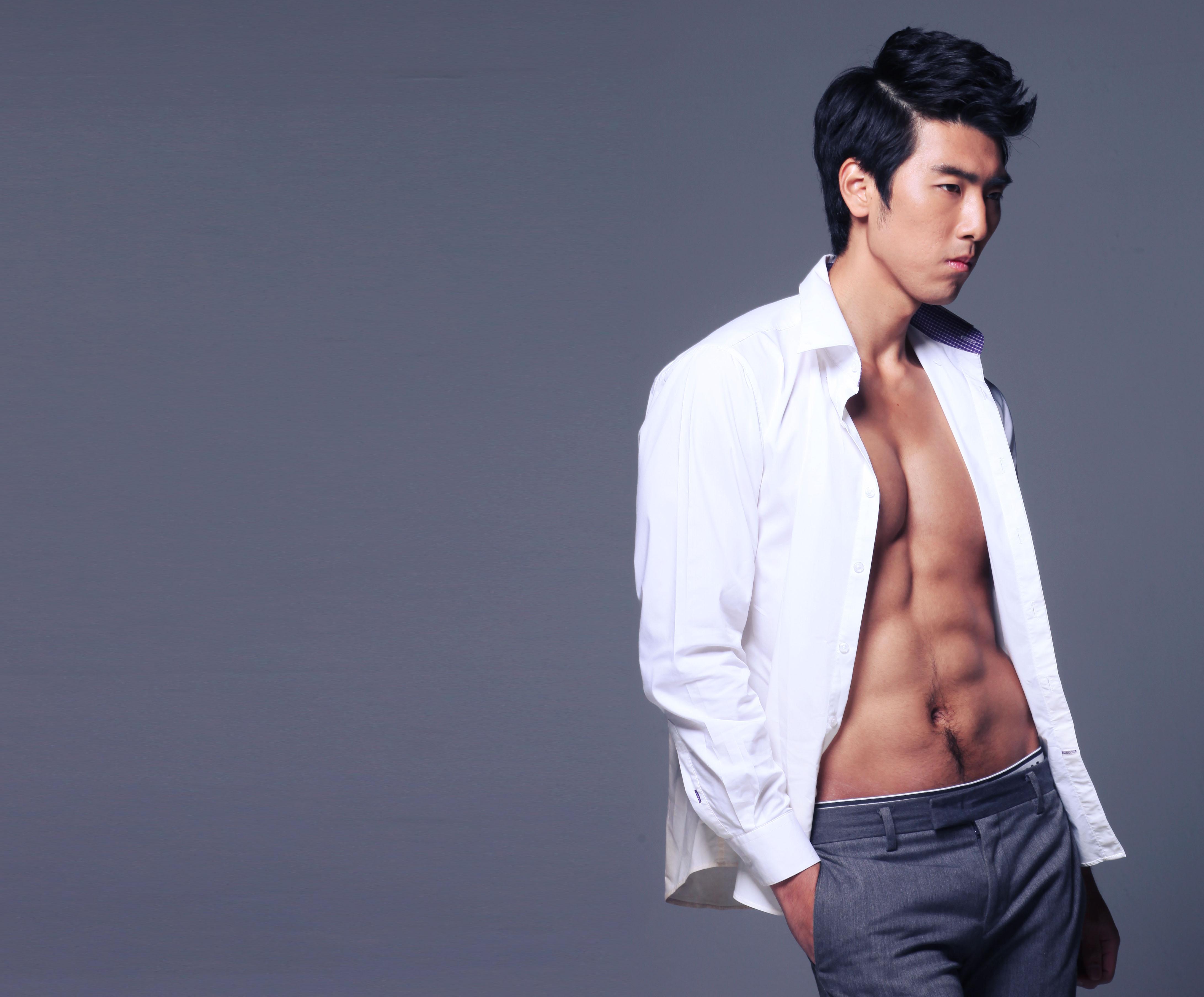 Model Factory Korean Male Model WiJW