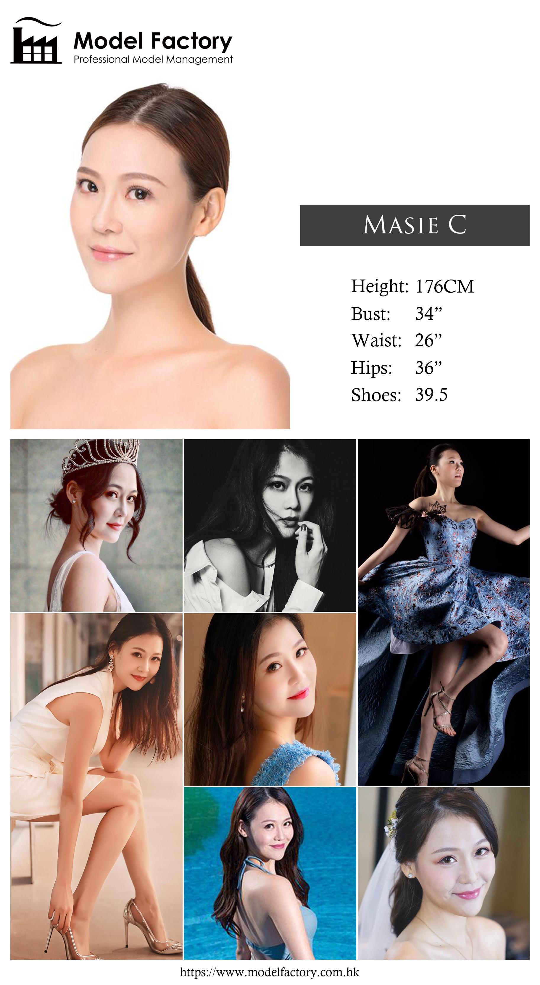 model agency hk Masie C