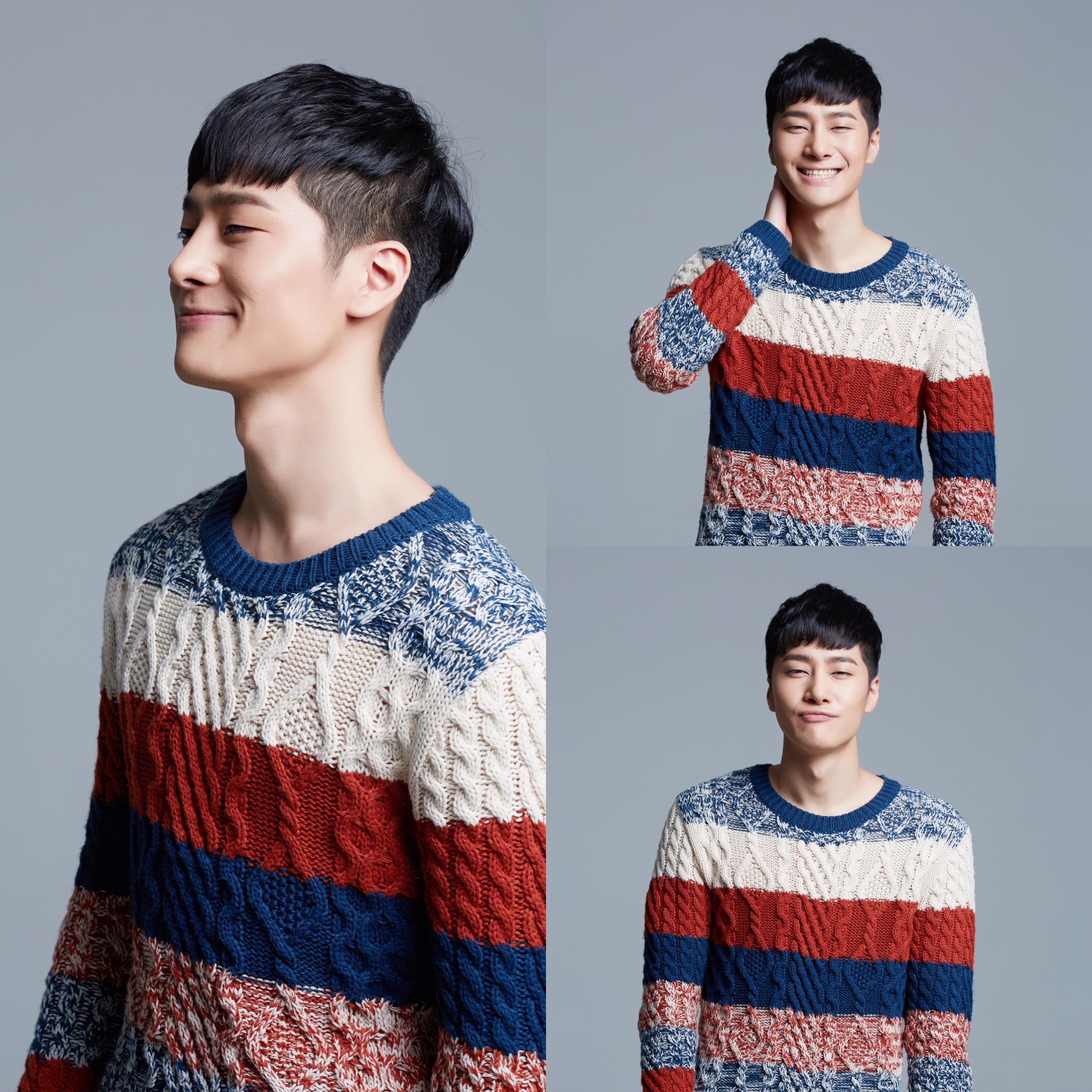 Model Factory Korean Male Model KimMS